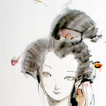 Sumi-e painter igarashiakira Gallery1